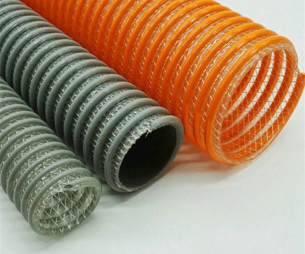 Flexible Manguera de Agua 19mm tubo de PVC TRENZADO REFORZADO I.D Tubo